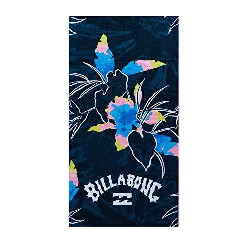 Billabong - Toalla de playa, talla única, color azul