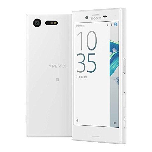 Sony Xperia X Compact ホワイト F5321 [並行輸入品]