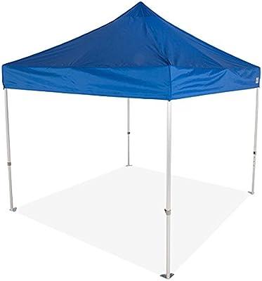 Impact Canopy 283140003-VC 10 x 10 Pop Tent 10x10 Canopy, Royal Blue
