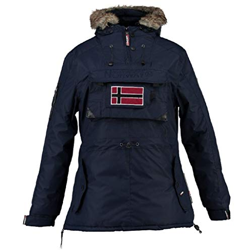 Geographical Norway Parka Mujer Baby Ass A Azul Marino 1