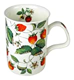 Roy Kirkham Alpine Strawberry Lancaster mug
