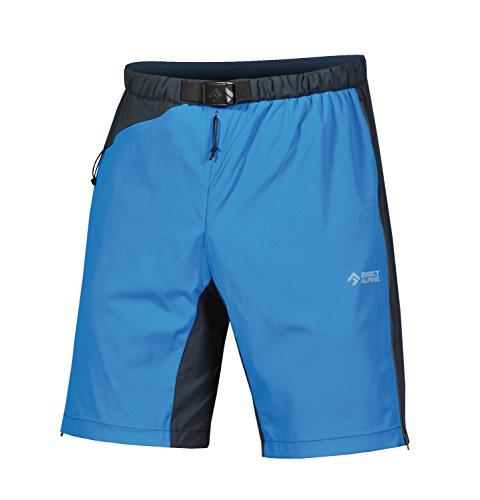 Directalpine Pantalones de Viaje para los Hombres, Hombre, Trip, Azul, XL