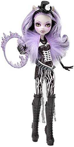 Muñeca Monster High Clawdeen Wolf Freak Du Chic o Circo Monstruoso