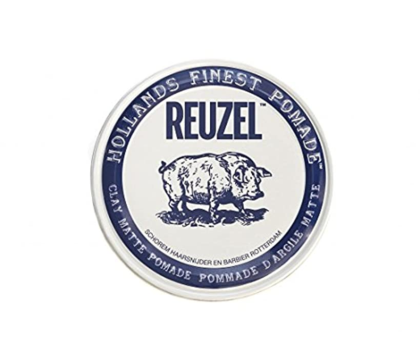 ふりをする好き限られたルーゾー REUZEL CLAY MATTE クレイマット ポマード 340g