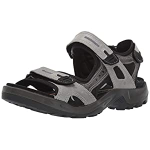 ECCO Men's Yucatan outdoor offroad hiking sandal