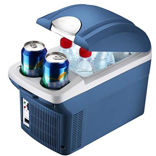 Neveras para Coche, Mini Neveras para Calefacción Y Refrigeración, Neveras Portátiles para Coche De 12 V, Doble Uso para Coche De 8 litros