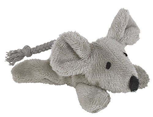 Nobby - Ratón de Peluche con Catnip, 9 cm
