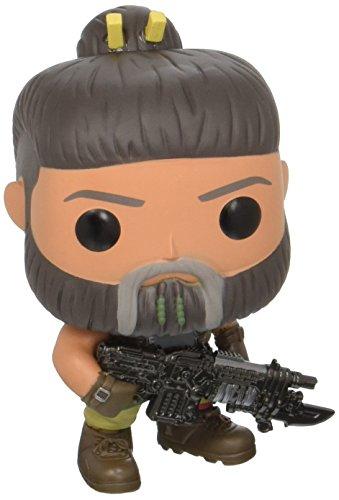 Funko Pop! - Oscar Diaz Figura de Vinilo, seria Gears of War (12187)