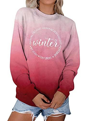 Nlife Women Round Neck Long Sleeve Animal Print Colorblock Leisure Sweatshirt