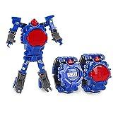 Werstand Toy Watch Transformers Spielzeug Uhr Spielzeug 2 in 1 Verwandeln Roboterarm Spielzeug für Kinder Digitaluhr Elektronische Roboter Spielzeug Conventional Lovely Amicable