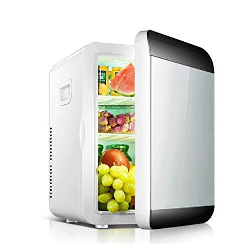 LYJ 13,5 l refrigerador del coche Mini refrigerador Kühlhitze doméstica pequeña, de una sola puerta, un coche y el hogar