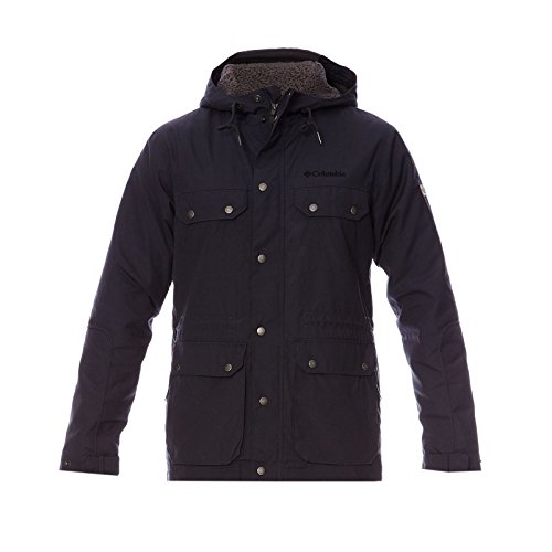 Columbia Herren Parka Maguire Place XX-Large Blau - India Ink