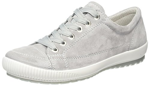 Legero Tanaro, Damen Low-top Sneaker, Grau (Alluminio), 38.5 EU (5.5 UK)