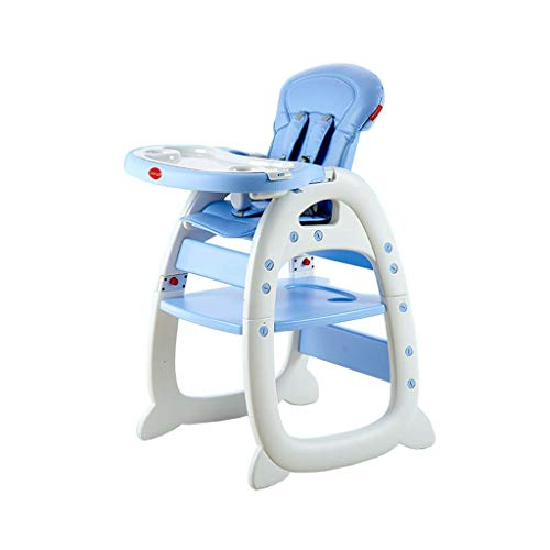 Best Bargain kiss idbaby Adjustable Baby Highchair Multifunction Table Chair Feeding Dining Chair