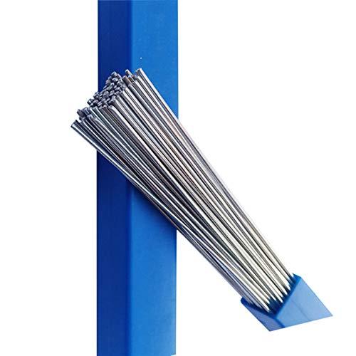 Soldar electrodos de barra Barras de soldadura de aluminio Fácil de fundición Alambre de corazón Temperatura baja 1.6mm 2mm Sin necesidad de soldadura en polvo Barra de soldadura para soldadura de alu