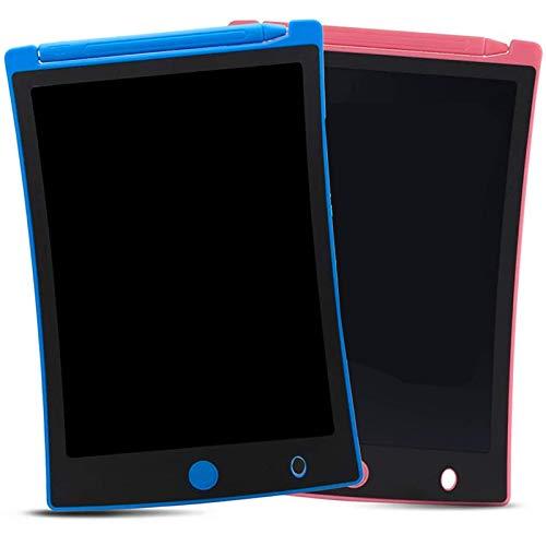 Huante Tableta de escritura LCD 2 unidades, tablero de...