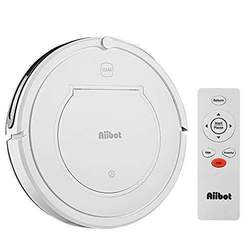 Check Out This Remote Control Robot Vacuum, for Aiibot T350 Robotic Vacuum Cleaner, 4 Cleaning Mode,...