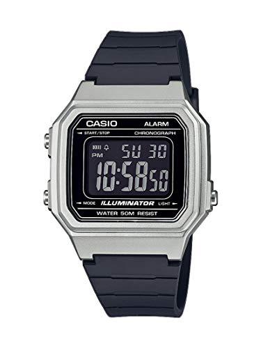 Casio Reloj Digital para Hombre de Cuarzo con Correa en Resina W-217HM-7BVEF