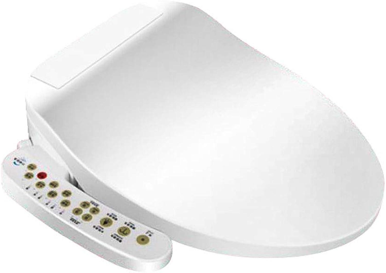 Intelligentes WC-Bidet mit selbstreinigendem Düsensitz aus Edelstahl und Wasserbidet-WC mit Regulierung der Wassertemperatur bei Nacht,220V