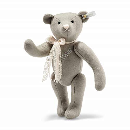Steiff schwarz Alpaca gebrochen Club Bear 2009 Vintage Collection 7 cm.