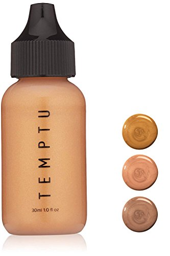 TEMPTU PRO PERFECT CANVAS AIRGLOW 30 ML-Light Effects for Skin (AMBER GLOW)
