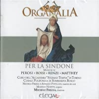Organalia per la Sindone Te Deum Missa Pontificalis prima (1897) Confitebor tibi Domine Magnificat in LA
