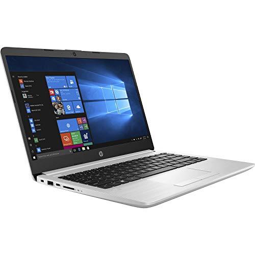 HP Notebook PC 348 G7 14-inch Laptop (10th Gen Core i5-10210U/8GB/1TB HDD/DOS/Intel UHD 620 Graphics), Silver