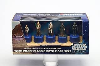 Star Wars Pepsi Classic bottle cap set 7