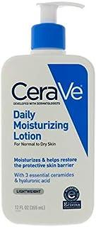 CeraVe, Daily Moisturizing Lotion, Lightweight, 12 fl oz (355 ml)