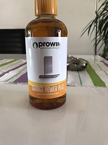 ORANGE POWER PLUS, 500 ml