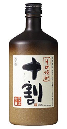 宝酒造『そば焼酎 十割』