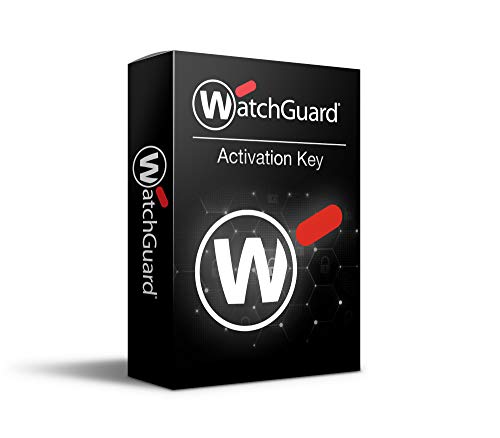 WatchGuard XTM 820 Security Software Suite Abonnement-Lizenz (1 Jahr) 1 Gerät [import allemand]