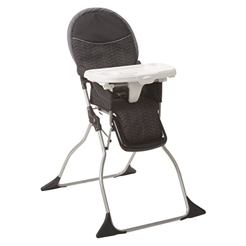 Cosco Simple Fold High Chair, Rainbow Dots
