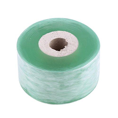 1 Rouleau de Ruban PVC à Greffer 100m Largeur 3cm pour Arbres Frutiers, Plantes