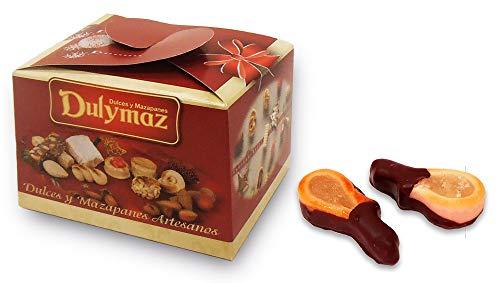 Jamoncitos Mazapán con Chocolate Calidad Suprema 300g