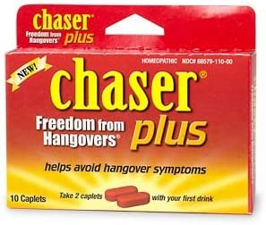 Chaser Plus Caplets 10 ea product image