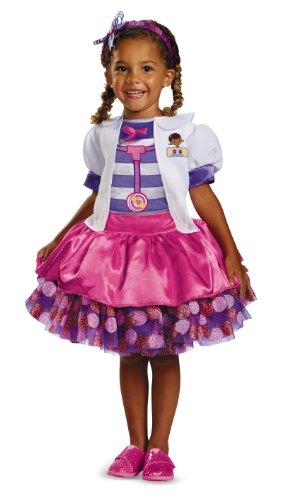Disney Doc McStuffins Tutu Deluxe Toddler Girls' Costume