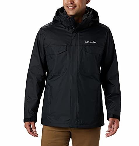 Columbia Men's Timberline Triple Interchange Winter Jacket