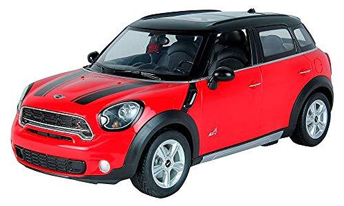 Rastar Mini Cooper - Coche teledirigido, Color Rojo