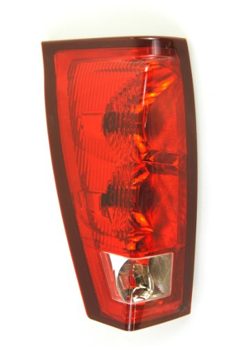 Genuine GM Parts 15929916 Passenger Side Taillight Assembly