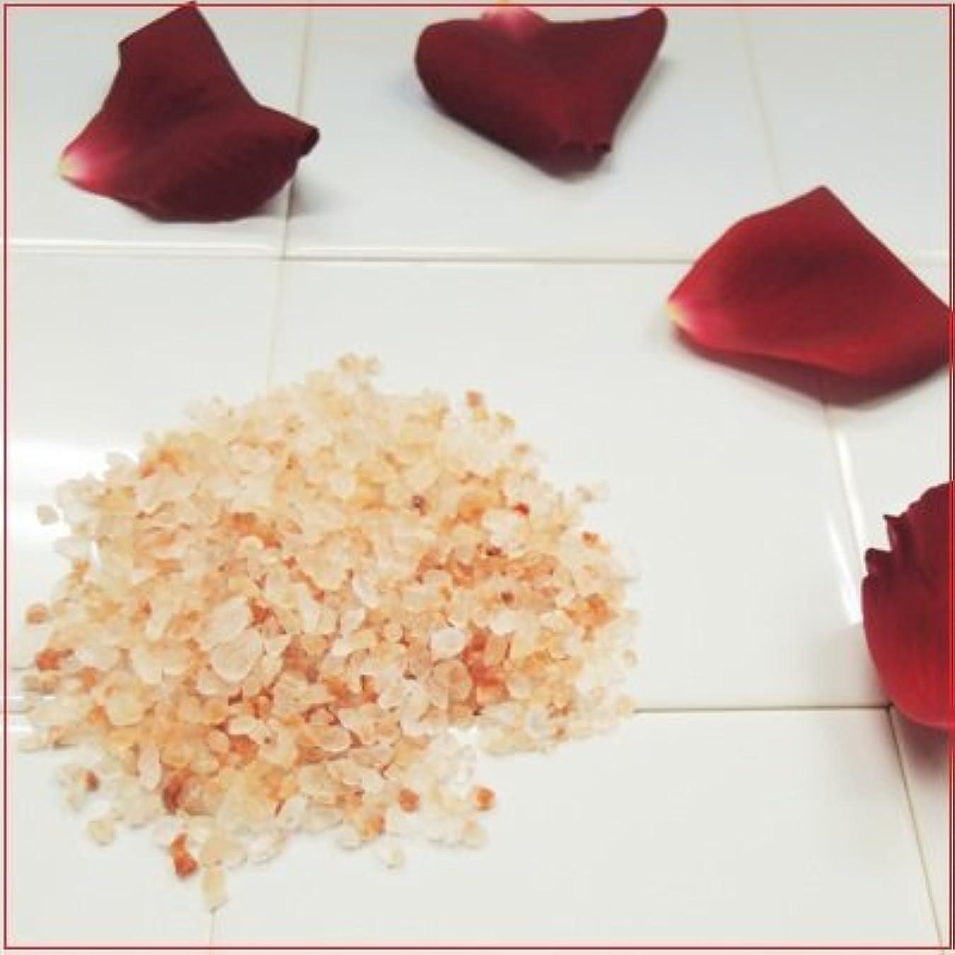 ウミウシ無条件スキル【浴】ヒマラヤ岩塩ピンクバスソルト箱入り 5kg (小粒(約5mm~1.5cm))
