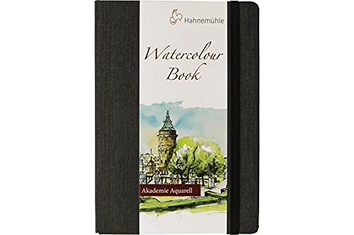 Hahnemuhle Watercolor Book A5 (8.3x5.8 inches) 200gsm Portrait
