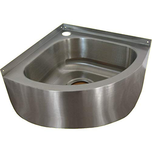 HoSanit 50590001 Sand Container Stainless Steel