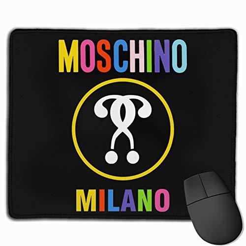 Mos-Chino Mi-Lano Washable Printed Stylish Office Gaming Gaming Mouse Pad