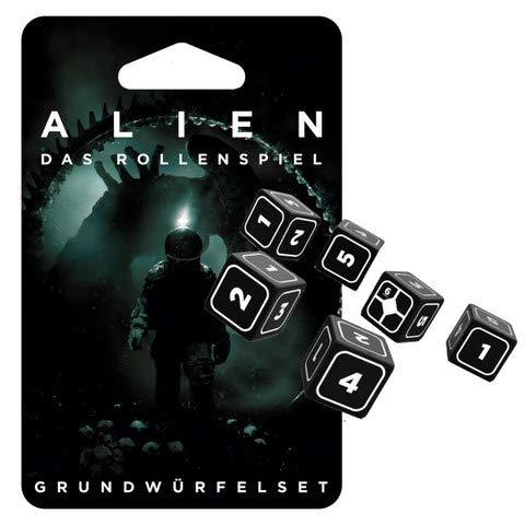 Alien: Das Rollenspiel - Grundwürfelset