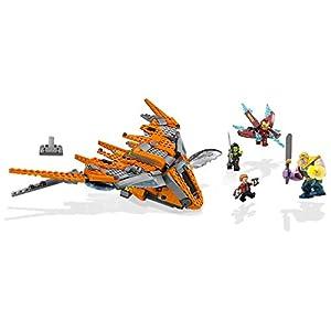 Amazon.co.jp - レゴ マーベルスーパーヒーローズ サノス アルティメット・バトル 76107