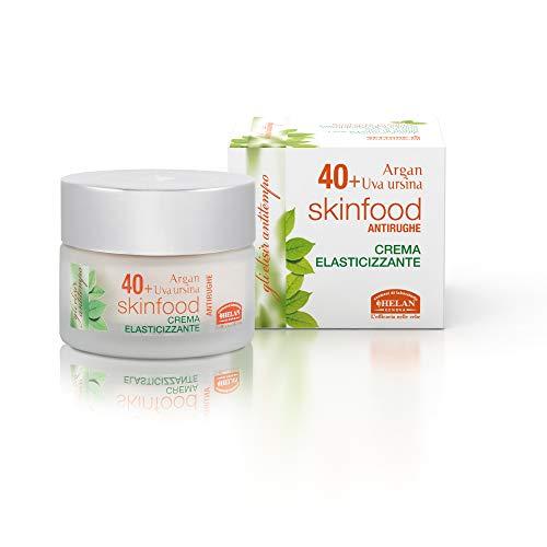 Helan 32326 Elisir Antitempo Skinfood Antirughe Crema Elasticizzante - 50 Ml, Bianco