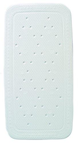 Kleine Wolke Cubic Rug, Kunststoff, Weiß, 118x28 mm