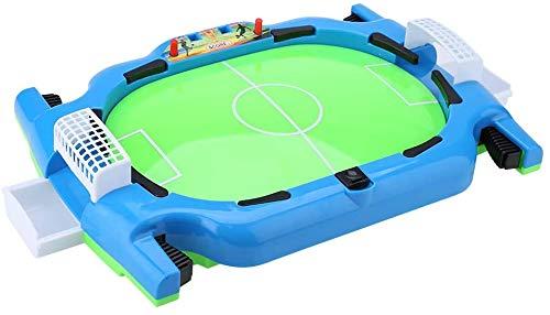 Zerodis Mini Tabletop Fußballspiel Kinder Kinder Interessante Fußballspiele Brettspiele Interaktives Tabletop Spielzeug für Jungen Mädchen