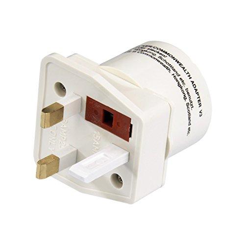 Adattatore per rete elettrica spina commonwealth